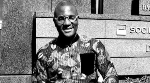 Yaye Peukassa est responsable du développement des affaires pour l'Association française des municipalités de l'Ontario. PHOTO : YAYE PEUKASSA